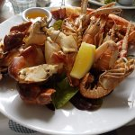 Shellfishplatter One