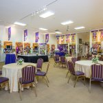 The Andonie Museum is available for rental space for receptions, meetings, and corporate functio