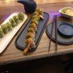 Sushi Rolls at Bamboo Sushi