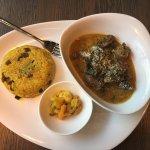 Black Lamb Curry