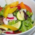 Mirabeau salad bowl