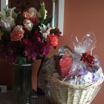 special orders, gift basket or flowers