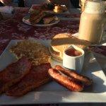 Beautiful breakfast