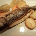 Oven cooked fish
