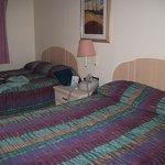bedroom, beds were not great