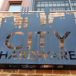 City Hardware offers delicious food in a quirky atmosphere in Florence.