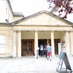Entance to the Assembly Rooms