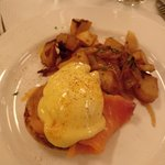 Norwegian Eggs Benedict