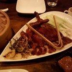 Peking duck for 2