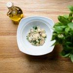 Gnocchi z polędwiczką wieprzową w sosie kurkowym