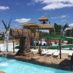 The kiddie pool