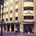 Fachada Hotel Doral