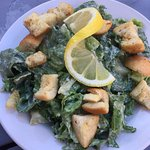 Vegan Caesar Salad...i could eat this every day for the rest of my life