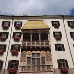 Photo of The Golden Roof (Goldenes Dachl)