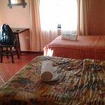 habitación de la hostería