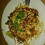 Thai Food Orchidee Foto