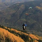 The best way to see the fall colors - Aspenparagliding.com
