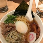The best ramen ever. Flavos abound. The noodles are perfect. A overall amazing dish.