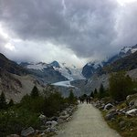 Photo of Morteratsch Glacier