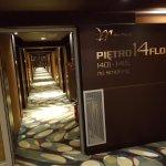 Hallway 14th floor