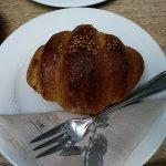 Croissant at Pergamino, Medellín