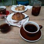 Coffee break at Pergamino, Medellín