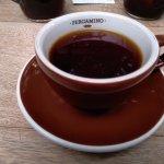 Coffee at Pergamino