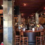 The Bar Area inside the Westbury P.F. Changs.
