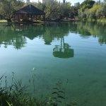 La estancia incluía la entrada al Lago todos los días