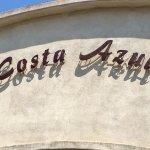 Costa Azul Signage