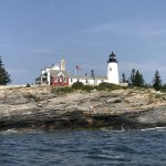 Pemaquid Point Lighthouse Foto