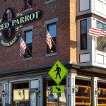 Foto de Red Parrot Restaurant