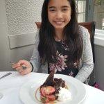 Sticky Toffee courtesy pf my daughter-Aryana
