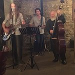 Great entertainment by RAGWAX, Josh Armstrong and company. Fantastic jazz.