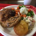 Lunch @ Hulapai Ranch