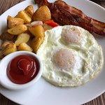 Breakfast at Prado