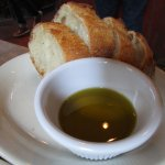 Crusty Bread with Dipping Oil