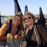 Girls at the Wharf