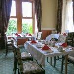 Breakfast room becomes the restaurant