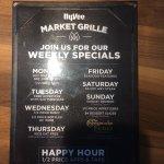 Hyvee Market Grill