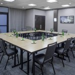 Ivy Meeting Room - Square Setup