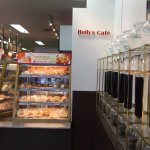 Holly's cafe Shijo Kawaramachi Picture