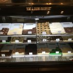 We sell homemade fudge in a variety of fun flavors!