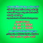 Aromatic Super Package 2hours Value$165 #Petaluma Book online 24/7 www.KarncharutThaiMassage.com