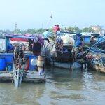 marché flotant can tho