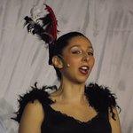 ALASKA - DENALI - MCKINLEY CHALET - MUSIC OF DENALI SHOW #6 - MISS MOLLY