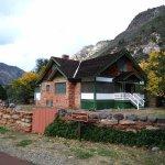 Slide Rock State Park--original homestead