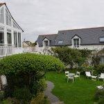 Foto de Hotel Le Lodge Kerisper
