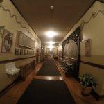 main hallway at McMenamins Kennedy School