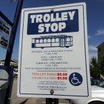 Ogunquit Trolley stop